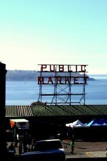 Seattle, segno, punti di riferimento
