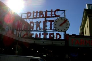 Seattle, a ovest