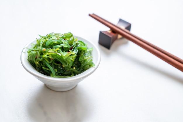Seaweed salad -japanese style