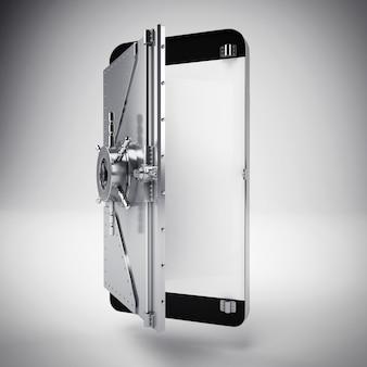 Безопасный банкинг на мобильном телефоне