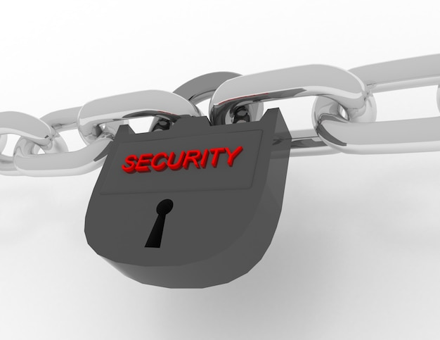 보안 개념 3d