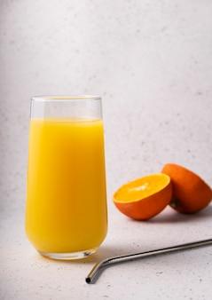 선택적 집중, 신선한 오렌지 주스