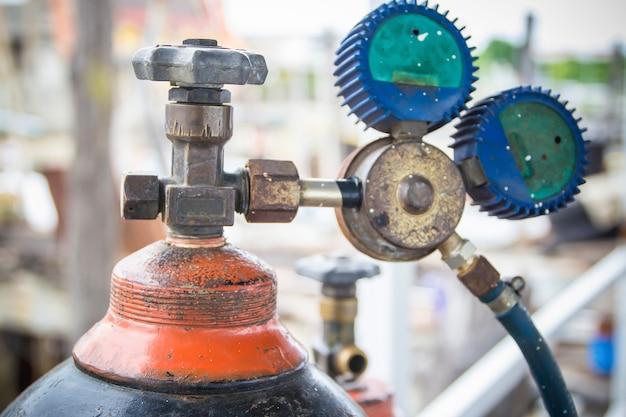 Selective focus valve gas