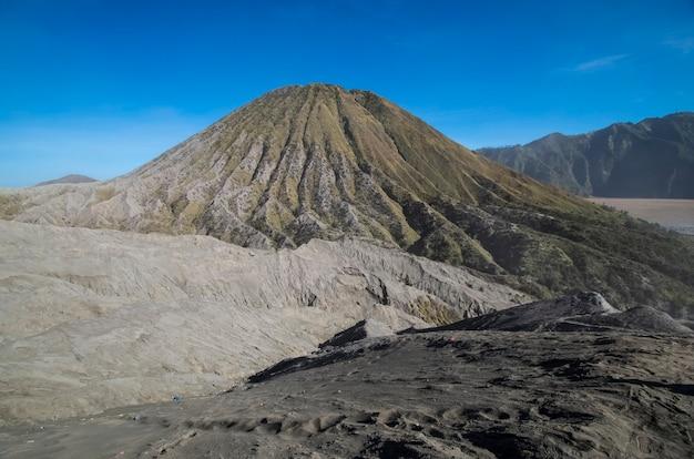 Semeru volcano national park java island indonesia