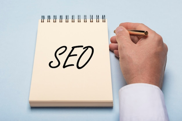 Seoの頭字語、ビジネスプロモーションのための検索エンジン最適化。