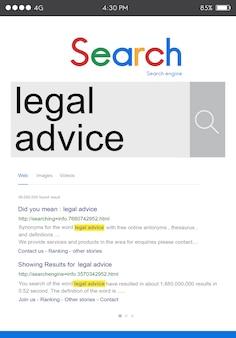 Seo 검색 단어 연결 인터넷 개념