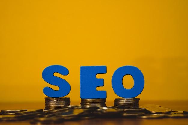 Seo текст алфавит для концепции поисковой оптимизации