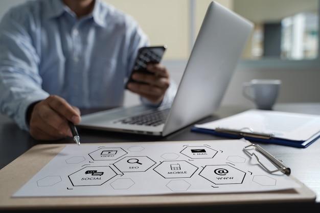 デジタルマーケティングメディア検索エンジンseoスタートアッププロジェクト