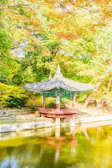 Seoul tourism green complex gate