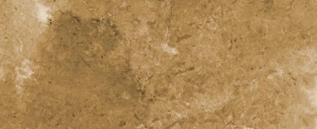 Акварельная текстура сепия на переработанной бумаге