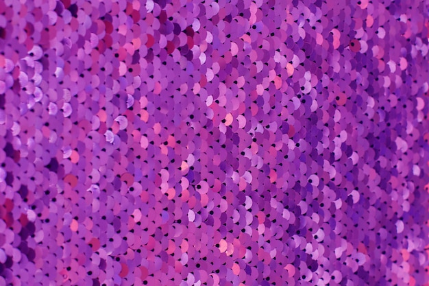 Sequin background. glitter surfactant.