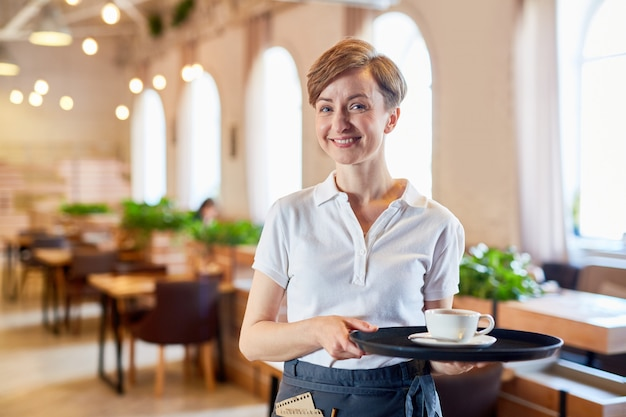 Service of restaurant