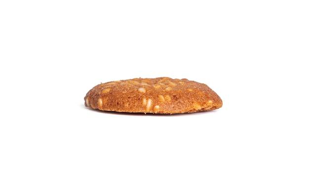 참 깨 쿠키 흰색 절연입니다.