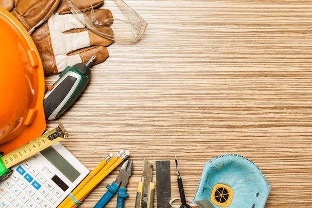 Set of architect tools