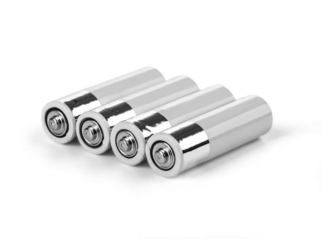 Комплект батарей размера aa