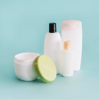 Set of body care products