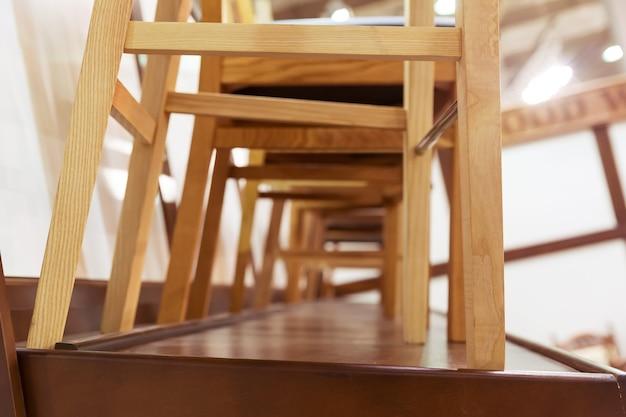 椅子のセット
