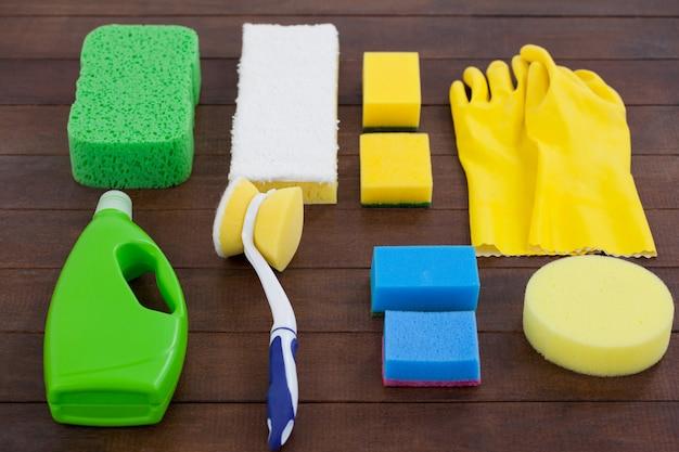 Комплект уборочного оборудования