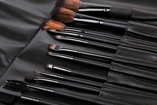 Набор косметической кисти для макияжа