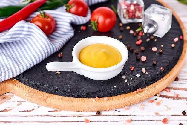 Набор домашних соусов