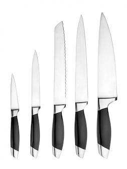 Набор кухонных ножей
