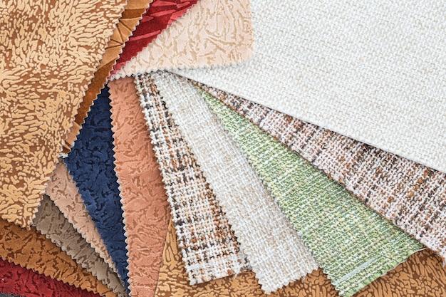 Набор зондов мебельной ткани