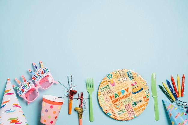 Набор мелочей для вечеринки