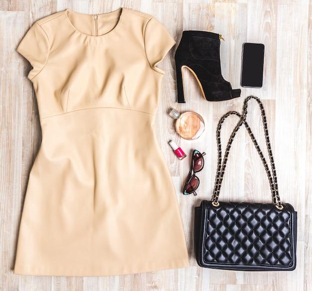 Set of summer clothes