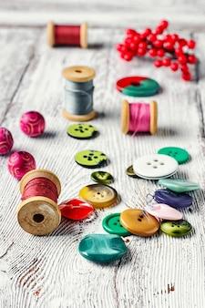 Set of tools needlework