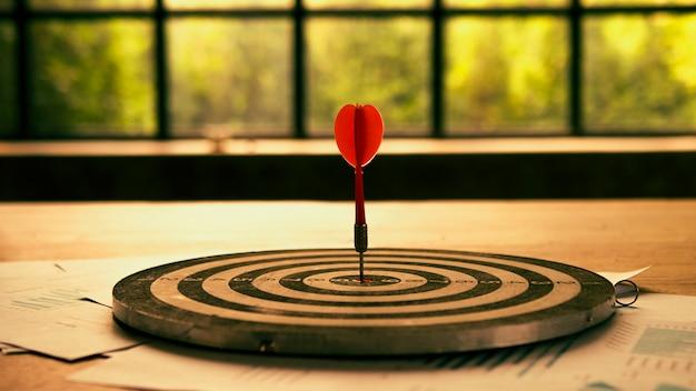 Постановка целей для успеха в бизнесе и коммерческих концепций