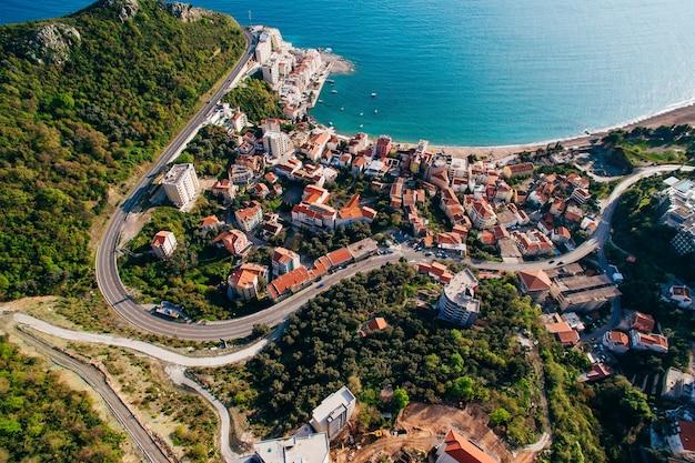 Поселок рафаиловичи будва ривьера черногория