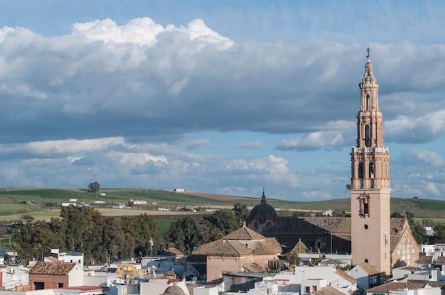Sevilla ecija towers