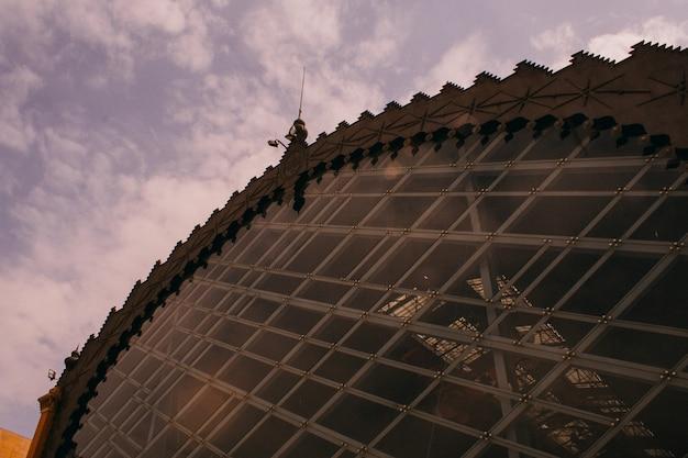 Sevilla's train station
