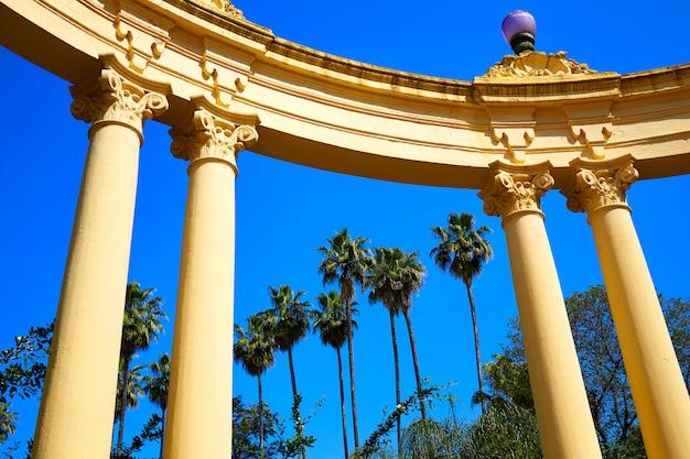 Seville casino de la exposicion in sevilla spain