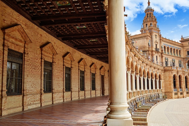 Seville sevilla plazaスペインスペインアンダルシアスペイン