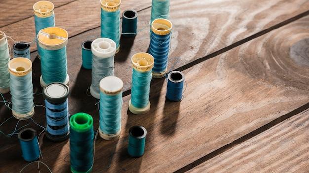 Sewing thread reels