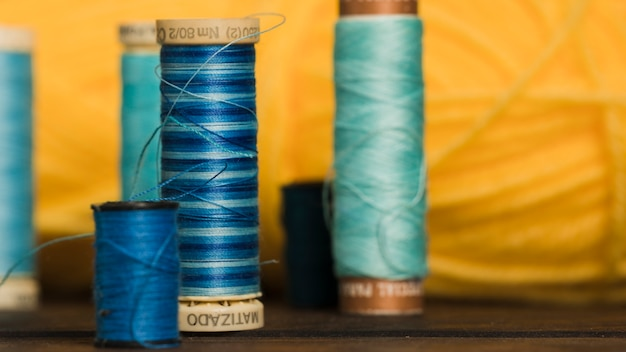 Sewing thread reels