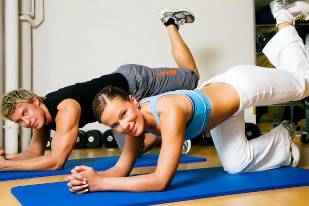 Sexy lower back  gymnastics