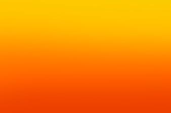 Shades of orange on bright scale