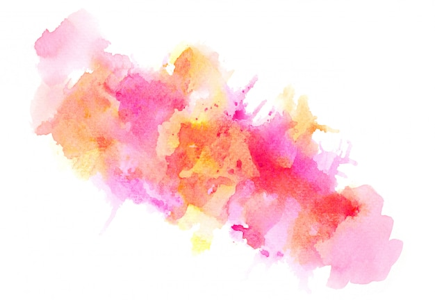 Shades watercolor background.