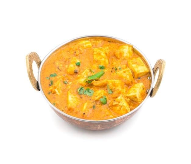 Shahi paneer or paneer kadai
