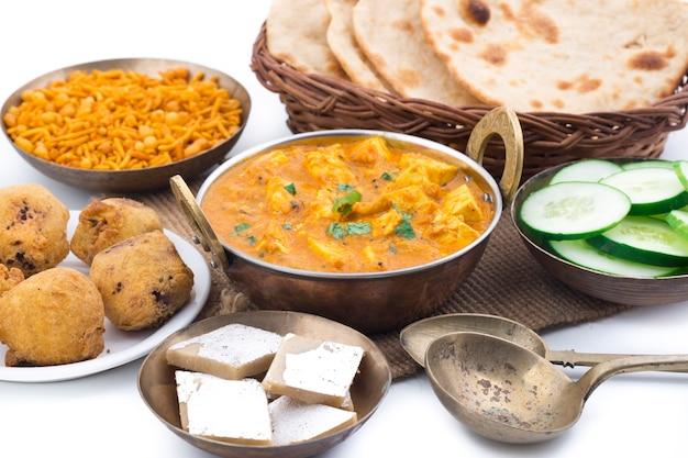 Shahi paneerまたはpaneer kadai