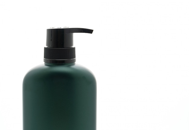 Shampoo pump bottle