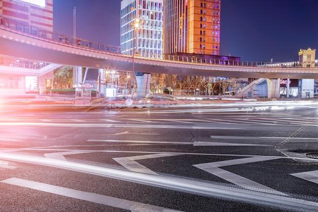 Shanghai bund architectural landscape and urban skyline