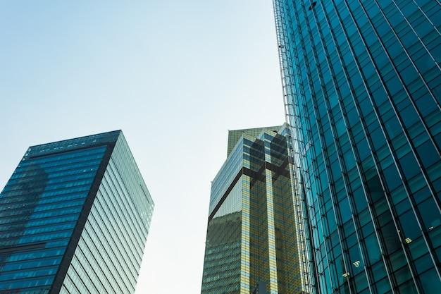 上海陸家嘴ビジネス地区
