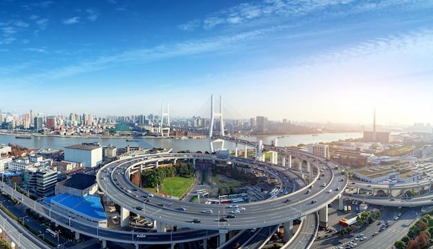 Shanghai nanpu bridge