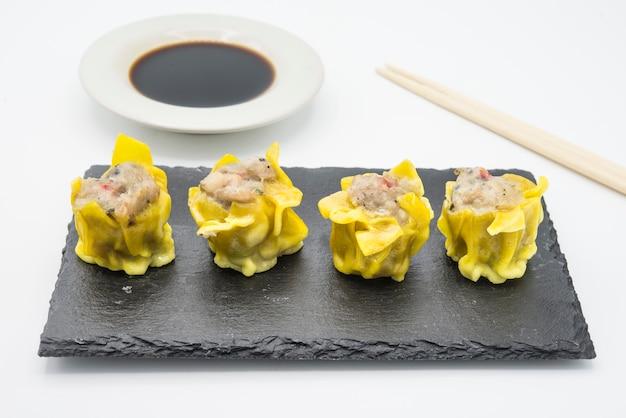 Shaomai dumplings recipe