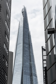 The shard, the tallest building in the eu
