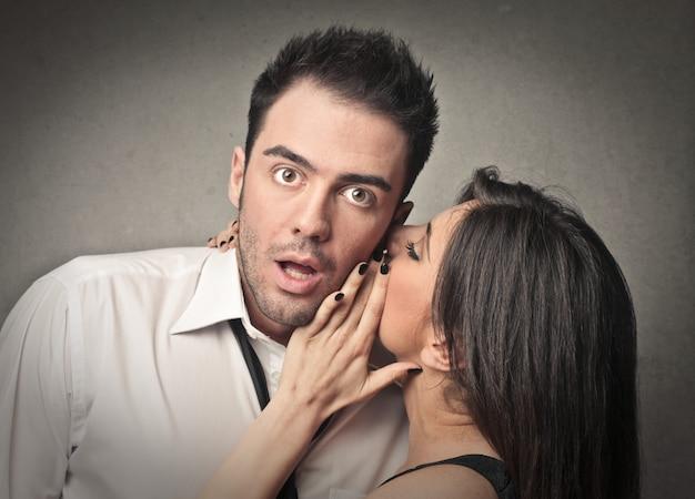 Sharing a surprising secret