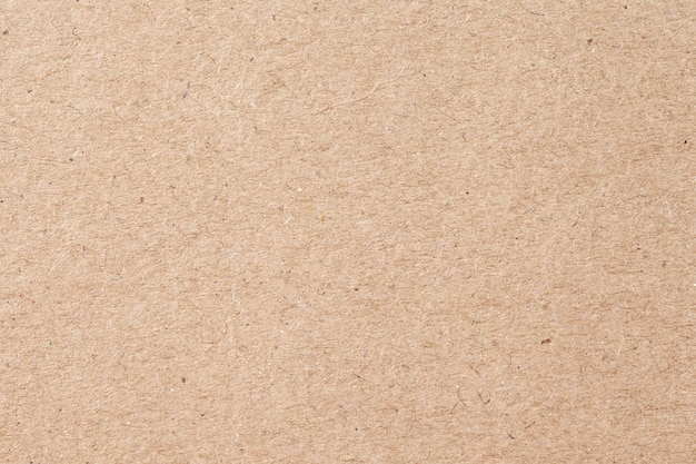 Sheet of brown paper texture background